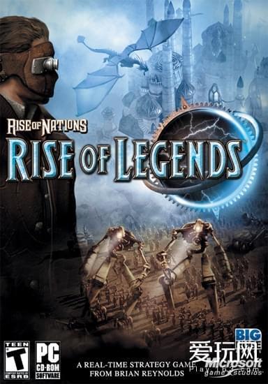游戏史上的今天:《国家崛起:传奇的延续》