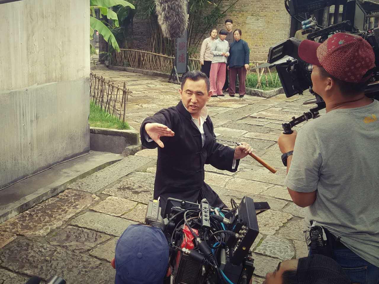 《台湾往事》演员左小青、刘向平戏份双双杀青