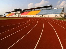 台州市人均体育 场地面积全省第二