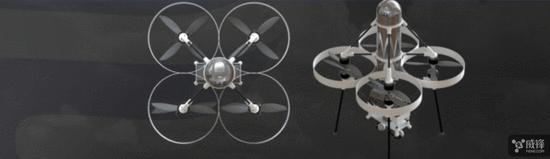 资料图:无人机