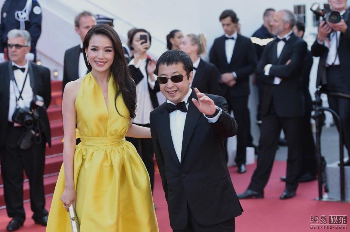 戛纳70周年庆典 贾樟柯成为唯一到场华人导演
