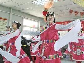 """新华社区""""新时代传习所""""举行揭牌仪式"""