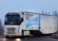 沃尔沃电动卡车明年大范围推广 城市运货噪声低