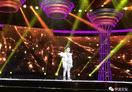 周正启登央视舞台录制17年第一季《音乐优等生》