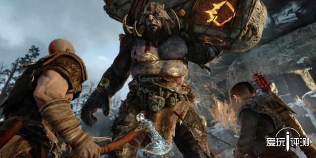 最好的战神,最弱的奎爷?《战神》PS4新作前瞻预览