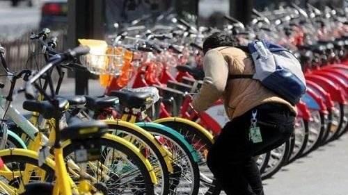 南京叫停共享单车投放 无牌共享电单车退出市场