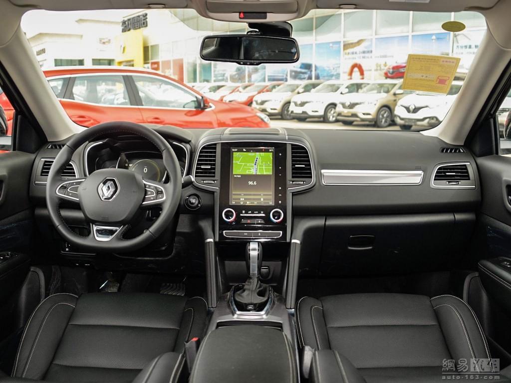 高配车型配置将下放 2018款科雷傲信息