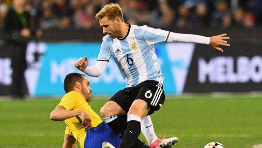 阿根廷主力又折一人!腰椎两处骨裂 和世界杯赛跑