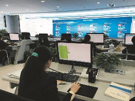 """太原12319全员上岗守热线  5000电话超九成""""问""""暖"""