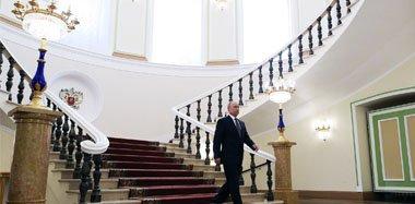 普京发表就职演说 开启第4个总统任期