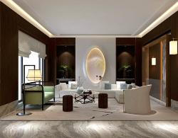 新中式风格别墅装修案例