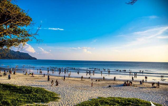 最美海滩长什么样?