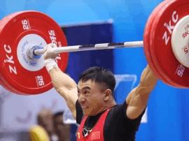 宜昌长阳籍运动员张剑顺利进入国家举重集训队