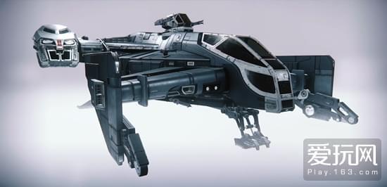 《星际公民》反派专用飞船曝光 众筹达到1.71亿美元