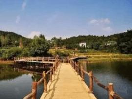 红安县永佳河镇一天内2个亿元项目开工