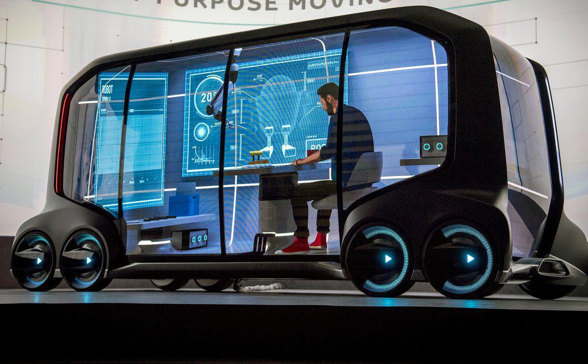 投资28亿美元,丰田等日企成立自动驾驶研究公司