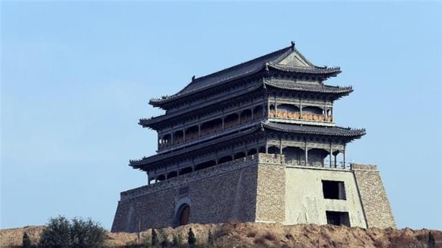 西安潼关最可惜 中国