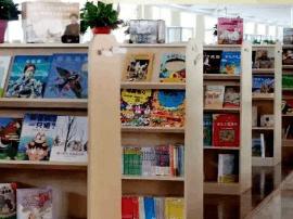 北京天露霖阅读成长空间落户运城
