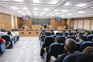 宁波红楼贷款案开庭 老板否认集资诈骗