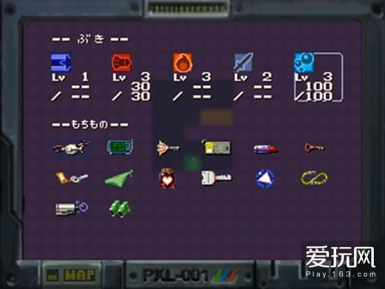 丰富而有深度的武器系统是游戏一大特色