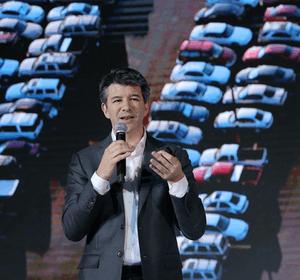 Uber全球CEO:我们的服务比滴滴更好