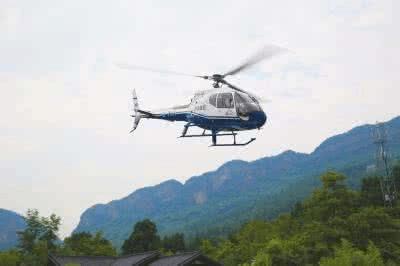 宁夏开通首条低空旅游观光航线