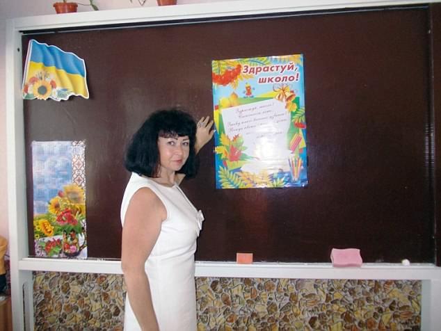 乌克兰女教师企图贩卖13岁学生不料撞上卧底警察