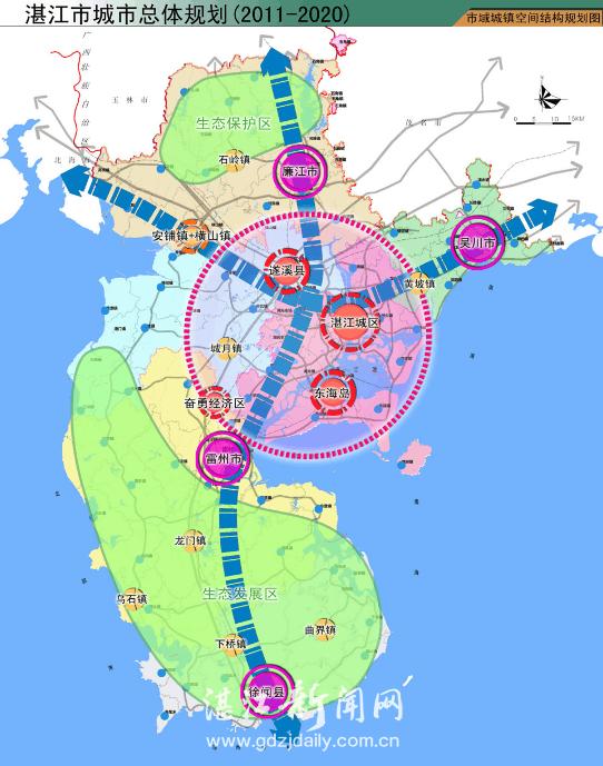 蓝图已绘就 奋进正当时 看各县区未来如何发展
