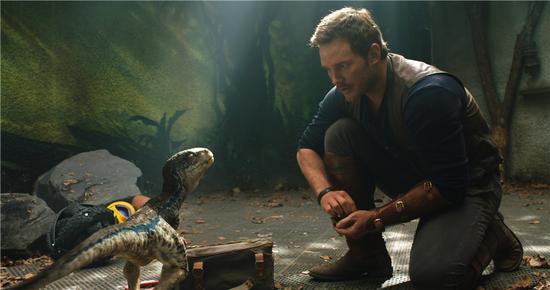 《侏罗纪世界2》剧照1
