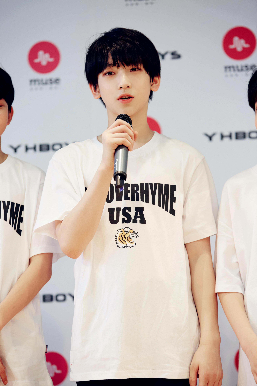 少年偶像YHBOYS组合将出席billboard颁奖礼