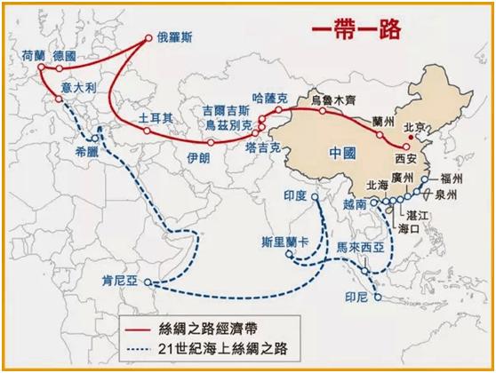 """中国旅游业:""""一带一路""""都是景 加快发展正其时"""