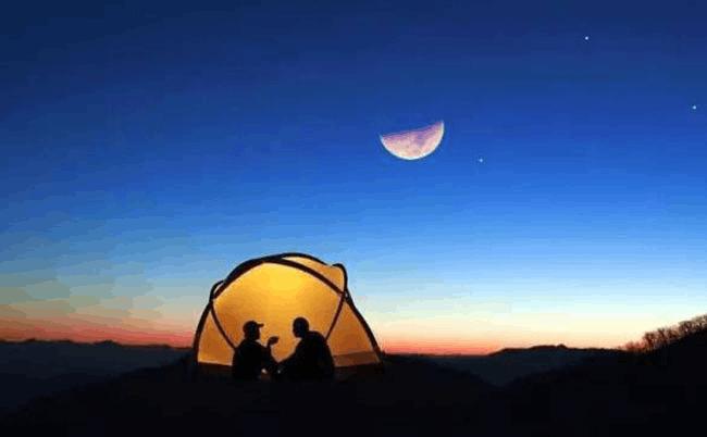 栾川打造五大星空露营地 引领旅游住宿新体验