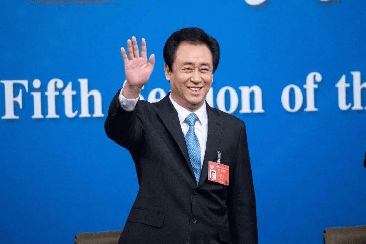 25条记录让你全方位认识中国新首富许家印