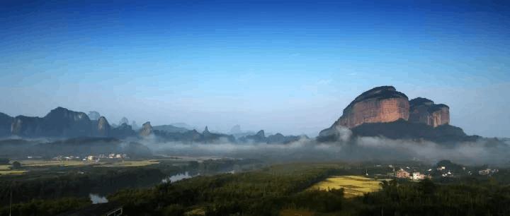 世界地质公园-丹霞山,关于你不知道的事
