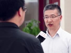 江苏银行泰州分行支持先进制造业发展举措 获央视采访