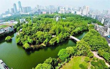 长江经济带绿色宜居城镇建设 荆州将建生态绿廊