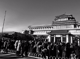 京城美术馆展览展期为何比较短?