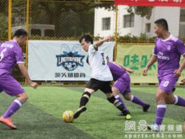 """"""" 我们自己的快乐足球"""" 第七届省直机关足球联赛在杭举行"""