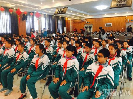 图:北京市慈善义工联合会常务副会长、秘书长陈志斌发布会致辞