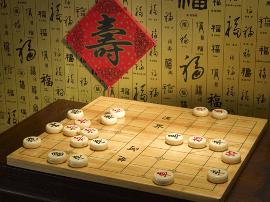 河津市举办首届中小学生象棋大赛
