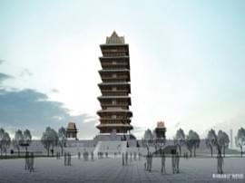 """【文化】兰州打造黄河第一楼——""""黄河楼"""""""