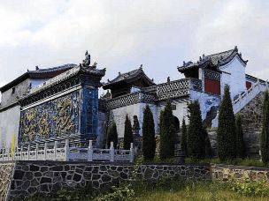 辽明清朝代建筑:大同市观音堂