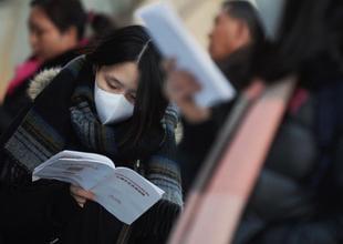 北京公务员招录6.5万人笔试 城管成最热岗