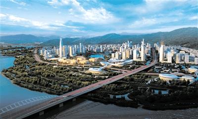 漳州高新区南星片林5月1日向民众开放