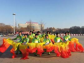 高邑县全城热练庆元旦大型文体汇演圆满举行