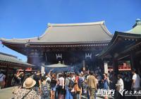 【前途,在路上】 初见浅草,感受日本东京寺庙文化