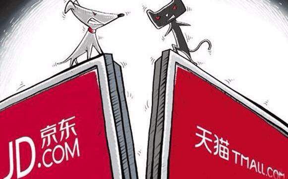 双11数据引京东阿里互怼 两者市场份额略有下降