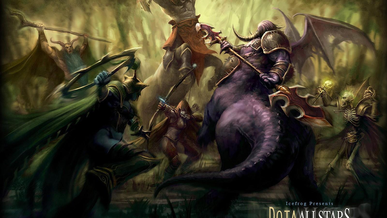 魔兽争霸3新补丁1.29评测:游戏涅槃的开始