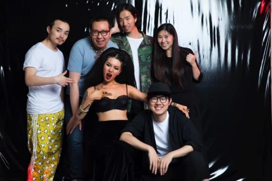 """《中国新歌声》杨美娜: 我不是""""中国蕾哈娜"""""""