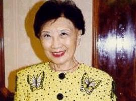 费穆长女费明仪在香港逝世 张敬轩悼念